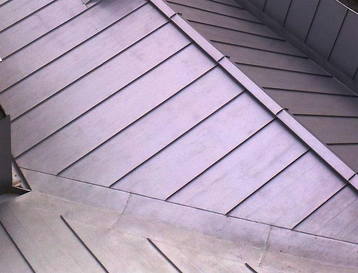 Железная крыша